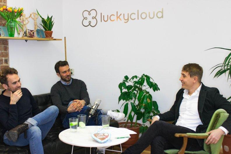 Luc Gründer der luckycloud im Interview mit fresh compliance